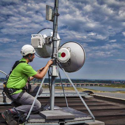 WiF4ALL - Kostenbesparing door straalverbinding