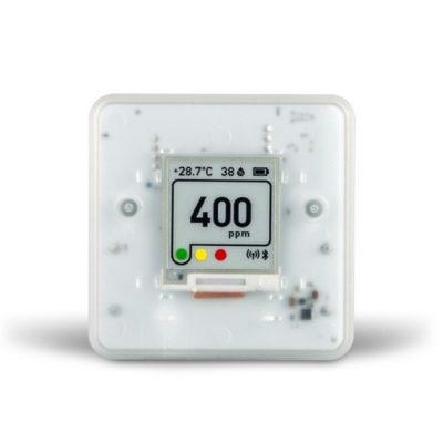 Een sfeerbeeld van een apparaat wat voor klimaatcontrole wordt gebruikt.